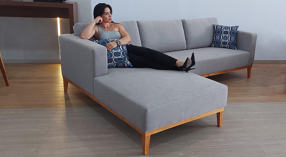 Sofá Chaise | Guiné
